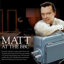 Matt at the BBC - CD Audio + DVD di Matt Monro