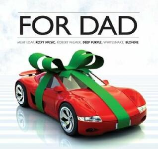 For Dad - CD Audio