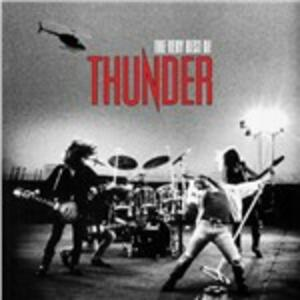 Very Best of - CD Audio di Thunder