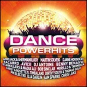 Dance Powerhits 2012 vol.2 - CD Audio