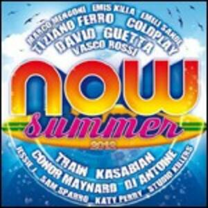 Now Summer 2012 - CD Audio