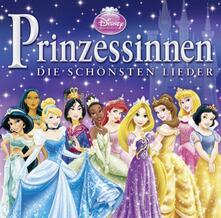 Disney Prinzessinnen - CD Audio