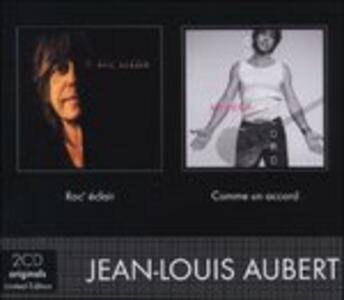 Roc Eclair - Comme un - CD Audio di Jean-Louis Aubert
