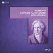 CD Sonate per pianoforte complete Ludwig van Beethoven Daniel Barenboim