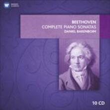 Sonate per pianoforte complete - CD Audio di Ludwig van Beethoven,Daniel Barenboim
