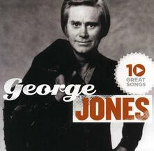 10 Great Songs - CD Audio di George Jones