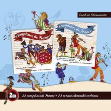 Comptines De France vol.1 - CD Audio