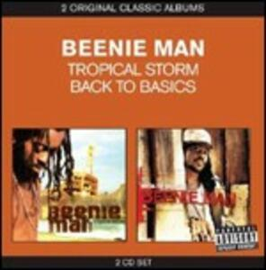 Back to Basics - Tropical Storm - CD Audio di Beenie Man