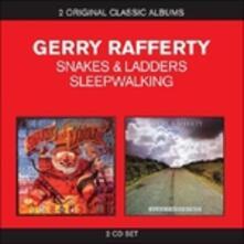 Snakes and Sleepwaking - CD Audio di Gerry Rafferty