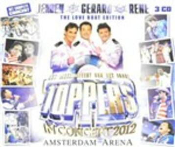 Toppers in Concert 2012 - CD Audio di Toppers