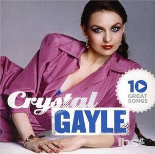10 Great Songs - CD Audio di Crystal Gayle