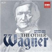 The Other Wagner - CD Audio di Richard Wagner
