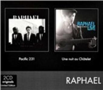 Pacific 231 - CD Audio di Raphael