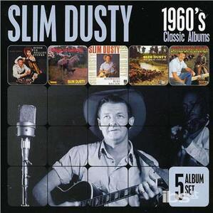 Classic Albums 1960's - CD Audio di Slim Dusty