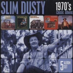 Classic Albums 1970's - CD Audio di Slim Dusty