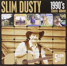 Classic Albums 1990's - CD Audio di Slim Dusty