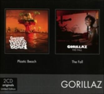 Plastic Beach- Fall - CD Audio di Gorillaz