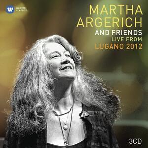 Live from the Lugano Festival 2012 - CD Audio di Martha Argerich