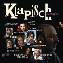 Klapisch Musiques - CD Audio