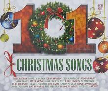 101 Christmas Songs - CD Audio