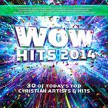 Wow Hits 2014 - CD Audio