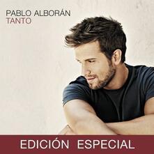 Tanto- (Deluxe Edition) - CD Audio di Pablo Alboran