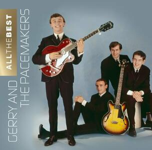 All the Best - CD Audio di Gerry & the Pacemakers