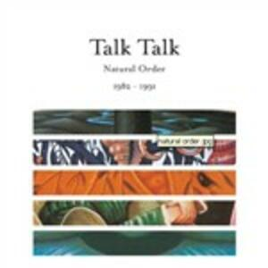 Natural Order 1982-1991 - CD Audio di Talk Talk