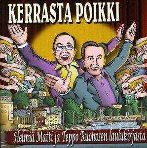 Kerrasta Poikki - CD Audio