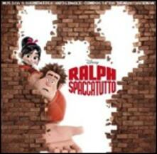 Ralph Spaccatutto (Colonna sonora) - CD Audio di Henry Jackman