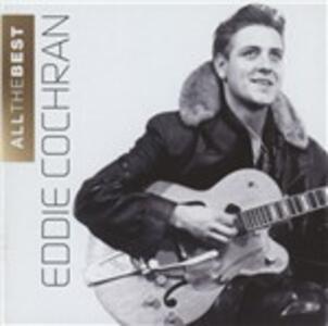 All the Best - CD Audio di Eddie Cochran