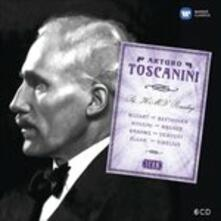 Icon. The HMV Recordings - CD Audio di Arturo Toscanini