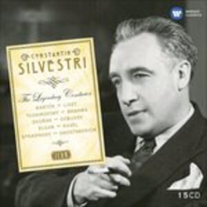 Icon - CD Audio di Constantin Silvestri