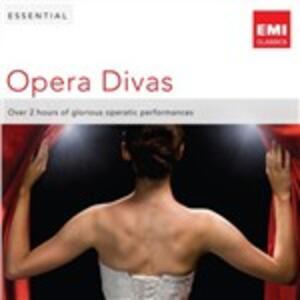 Essential Opera Divas - CD Audio