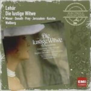 Die Lustige Witwe - CD Audio di Franz Lehàr