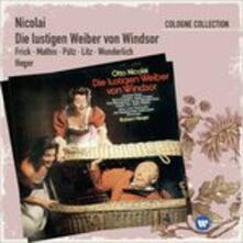 Die Lustigen Weiber Von - CD Audio di Nicolai