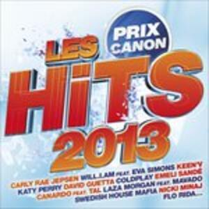 Les Hits 2013 - CD Audio