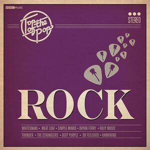 Top of the Pops. Rock - CD Audio