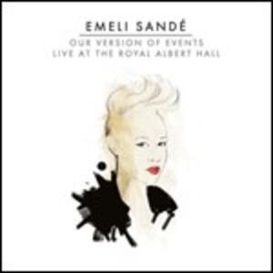 Live at the Royal Albert Hall - CD Audio + DVD di Emeli Sandé