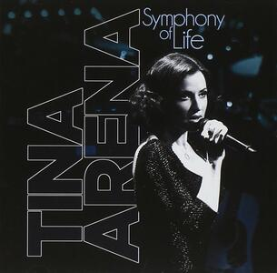 Symphony of Life - CD Audio + DVD di Tina Arena