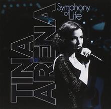 Symphony of Life - CD Audio + DVD di Tina Arena