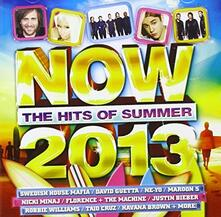 Now. Hits of Summer 2013 - CD Audio