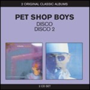 Disco - Disco 2 - CD Audio di Pet Shop Boys