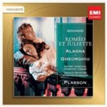 Roméo et Juliette - CD Audio di Charles Gounod,Michel Plasson,Orchestre du Capitole de Toulouse