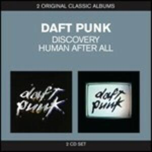 Discovery - Human After All - CD Audio di Daft Punk
