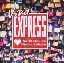 Viva Express Balladen - CD Audio
