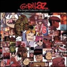 The Singles 2001-2011 - CD Audio di Gorillaz