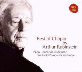 Legendary Rubinstein - CD Audio di Arthur Rubinstein
