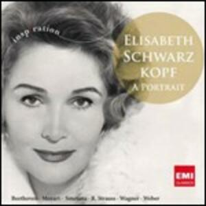 A Portrait - CD Audio di Elisabeth Schwarzkopf