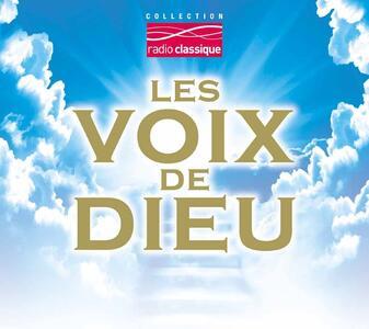 Les Voix De Dieu - CD Audio